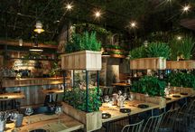 Food Design - Food Space Design / Everything interesting from the world of Interior Design, this is Food Space Design