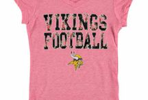 Kids / A collection of Vikings merch for your little ones!