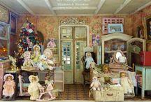 l Atelier de Lea & other dolls
