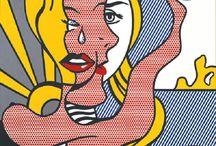 Grade 6 Modern Art History - Pop Art