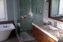 Modern Bathroom  / Modern bathroom interior design, architecture and decor.