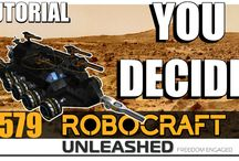 Robocraft - Table Plays