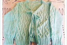 My knit.