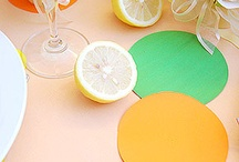 PartyTime / Fest - ideer, gaver, pynt og anretning...