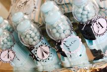 Tiffany and co glam beach party
