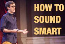Public Speaking / by Des Walsh
