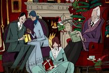 A very (twisted) Victorian Christmas