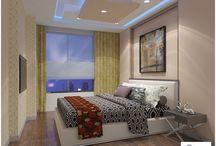 false ceiling guest bedroom