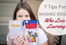 7 tips for raising kids who love to learn.