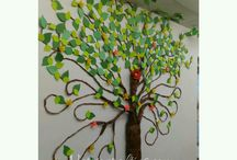 Wishing Tree / wishing tree office decoration