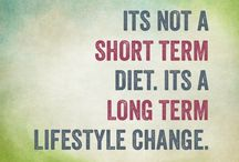 long Term lifestyle Change♥