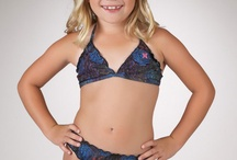 Swimwear & Beautiful little ladies / Girls  / by Jeremy Baxter