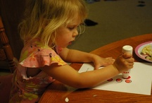 Preschool homeschool with mommy / by Amy Woods