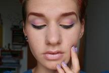 Make-up Fun stuff / by The Fiber Nerd