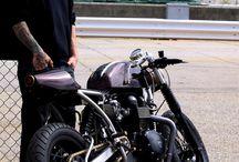 My Dream Bike! / Harley Davidson, cafe racer, bobber, softail, breakout