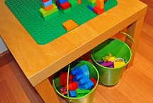 lego table ideas