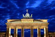 #BERLIN / Capital de Alemania y ciudad cultural y monumental por excelencia.