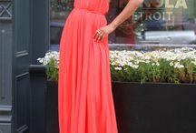 Corall dresses