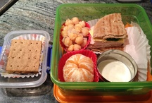 My Kids Lunches / by Joline Sikora