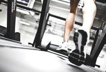 workout stuff / by Katherine McAnally