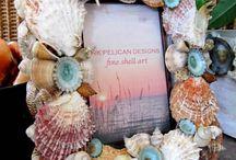 Deniz kabuklarım / Süsler