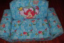 Kid's Bedroom / Franki's new room