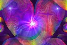 FRACTAL AWESOME COLORS / by BERDINA LUYKEN  BURNS
