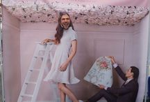 Marylebone Summer Fayre 2015 / We invited you to strike a pose in our Little Greene photobooth, here are some of our favourites..