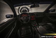 Bmw e36 inside