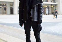 All Black / Fashion