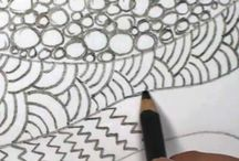 Drawing - Doodling, Inspiration, Skills / by Katie Stackhouse
