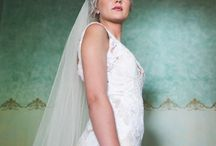 Our Brides Bloom by Timeless Bridal Couture / Our brides bloom - a showcase of our real brides and how magnificent they looked in their Timeless Bridal Couture dress on their wedding day!