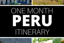 // SOUTH AMERICA / All about exploring and travelling around South America: Mountains, lakes, rivers, the Amazon, cities, ancient sites...