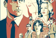 mAD mEN / by deidre jarvis