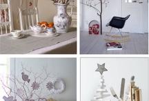 Christmas decor/Χριστουγεννιάτικη διακόσμηση