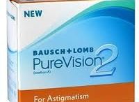 PureVision 2 HD for Astigmatism / PureVision 2 HD For Astigmatism Silikon-Hydrogel-Kontaktlinsen bieten konstante, scharfe Sicht in High-Definition Qualität bei außergewöhnlichem Komfort, der ein verlängertes Tragen von bis zu 30 Tagen und Nächten ermöglicht.PureVision 2 HD For Astigmatism reduzieren Lichthöfe und Blendeffekte bei schlechten Lichtverhältnissen, so dass Sie zu jeder Zeit scharf sehen können.
