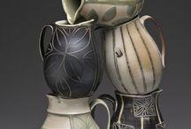 Ceramics - pieces of art
