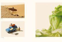 arts miniatures
