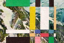 Collage en papel