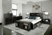 Bedroom Ideas / In the bedroom the bed is the focal point of the room.  Beautiful piictures of bedrooms can provide bedroom ideas for your home. / by Elizabeth Ray