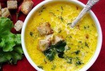 Рецепты - суп