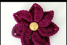 Crochet Pattern flower