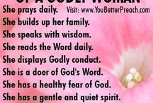Godly women Quotes