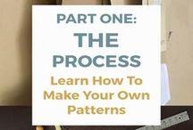 patternmaking the beginning
