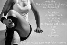 fitness / by Jessica Cotman