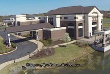 The Fountains Wedding and Conference Center in Salisbury, Maryland / Great venue for weddings and receptions. (The stills we pinned are from the actual high definition video recording.)