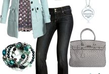 Tiffany Blue outfit for spring :)