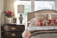 Bedrooms / by Heather Smith