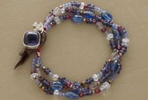 Jewelry Ideas / Combinations, colors, patterns to try out. / by Susan Tryforos