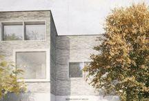 Plangrafik / Architektur plangrafik presentation
